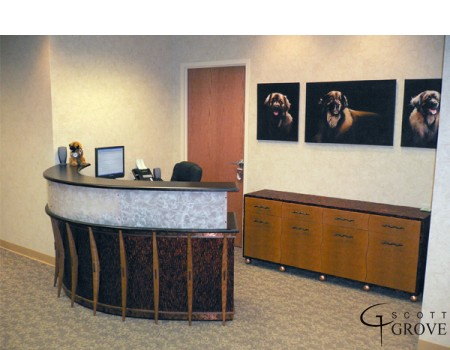 Distributed Reception Desk
